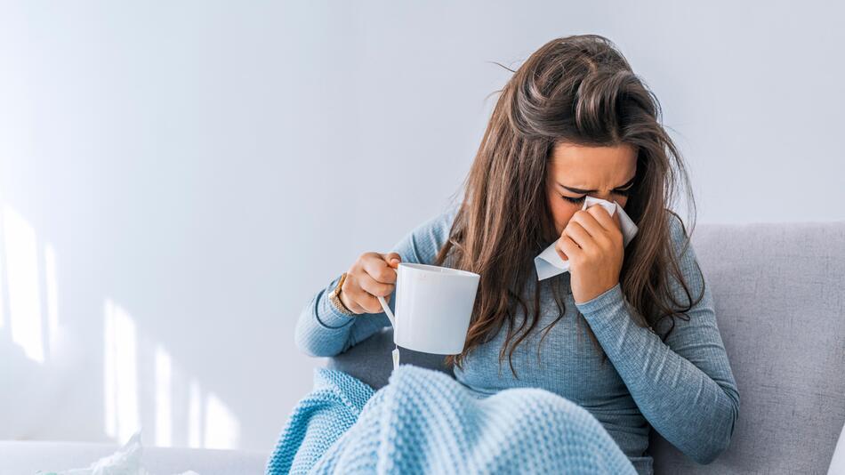 Winter, Erkältung, Tipps, Virus, Symptome