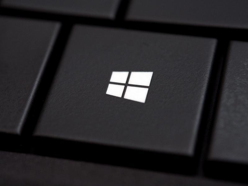 Bild zu Windows-Rechner