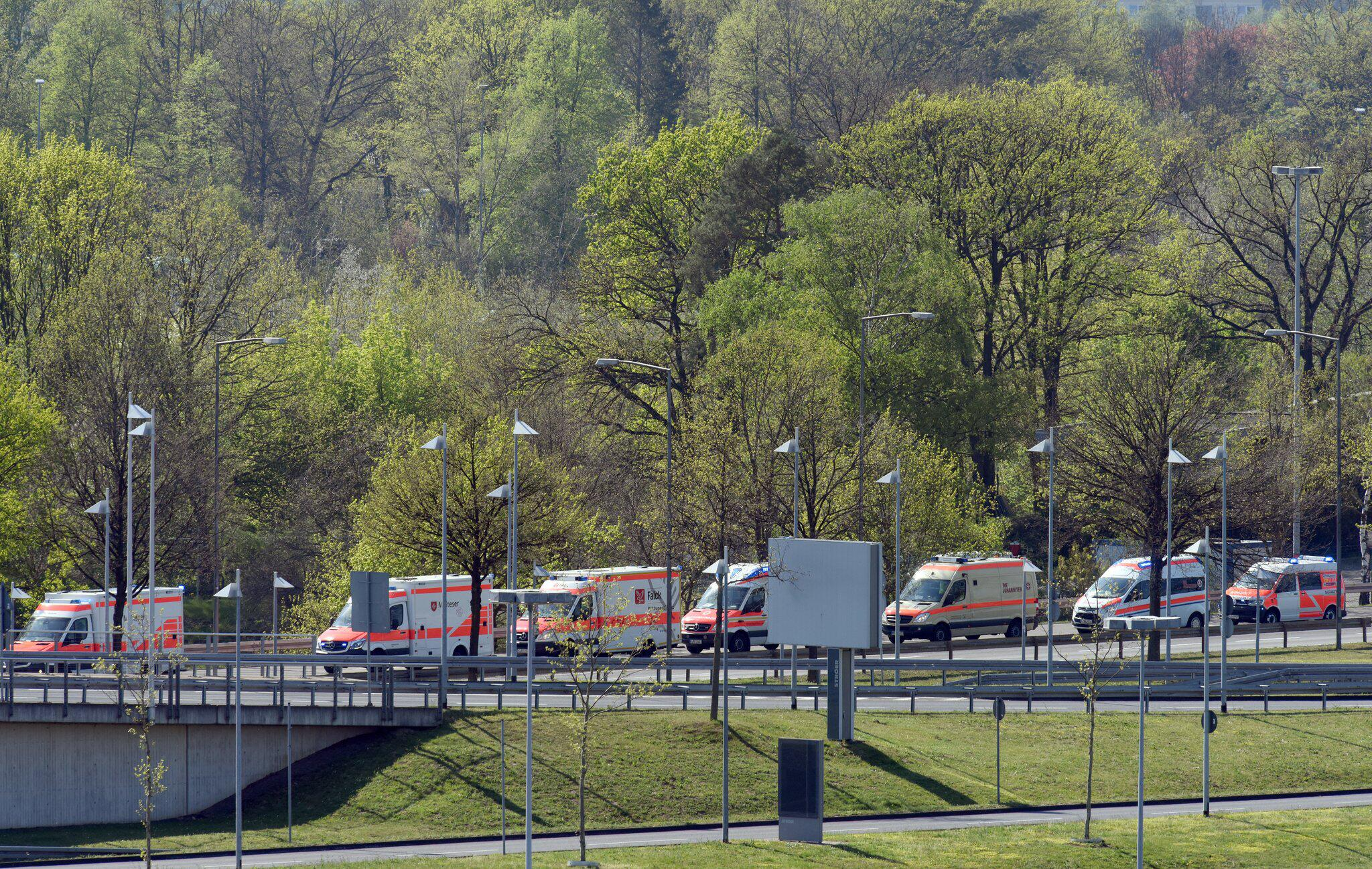 Bild zu Nach dem Busunglück auf Madeira - Rücktransport der Verletzten