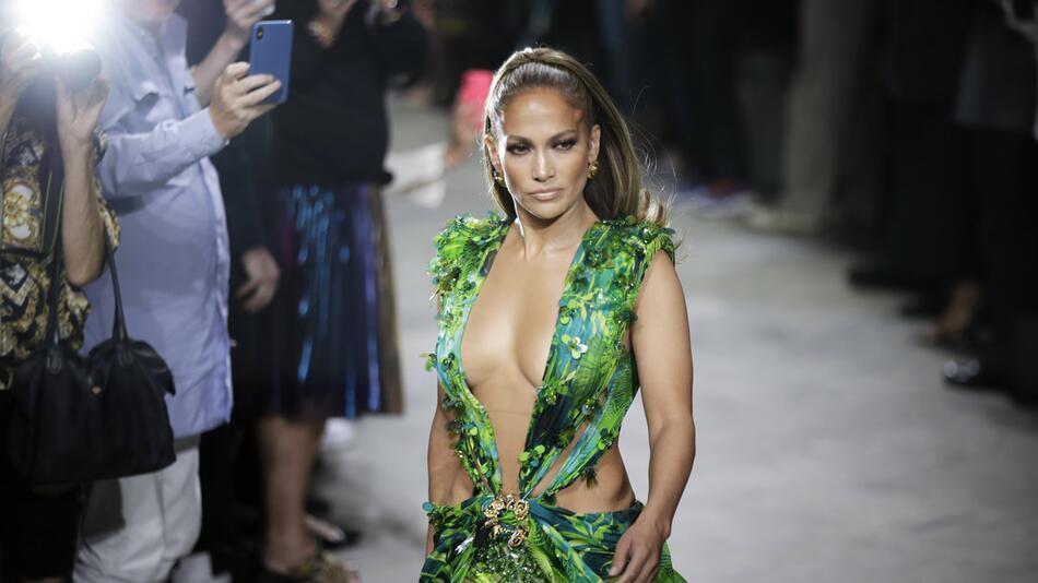 Mailänder Modewoche - Versace