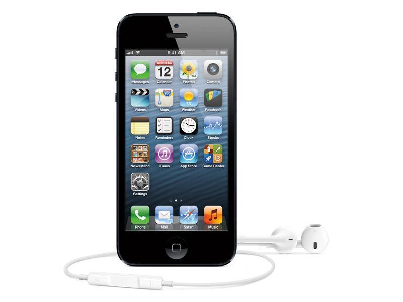Bild zu iPhone 5