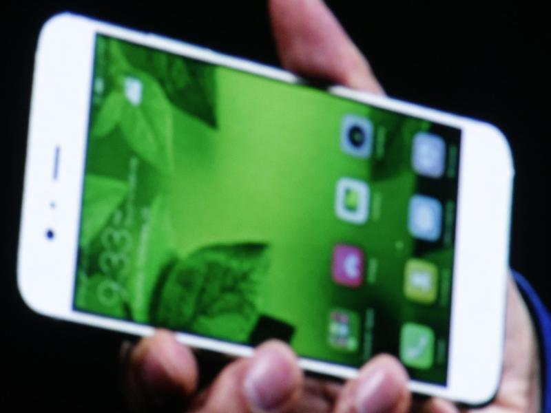 Bild zu Huawei P10