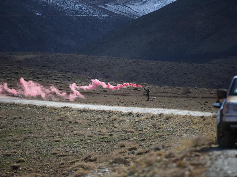 Bild zu Flugzeugabsturz im Iran