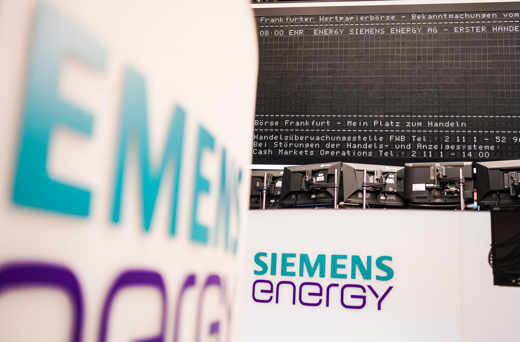 Bild zu Siemens Energy