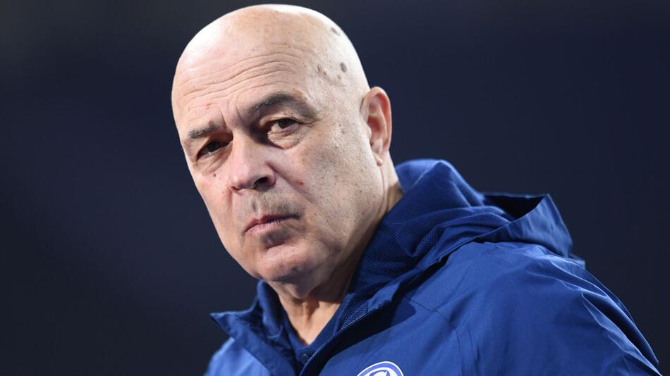 Schalke-Coach Gross