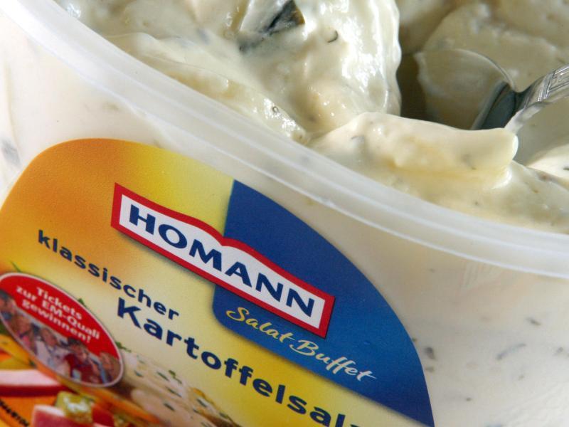Bild zu Kartoffelsalat von Homann