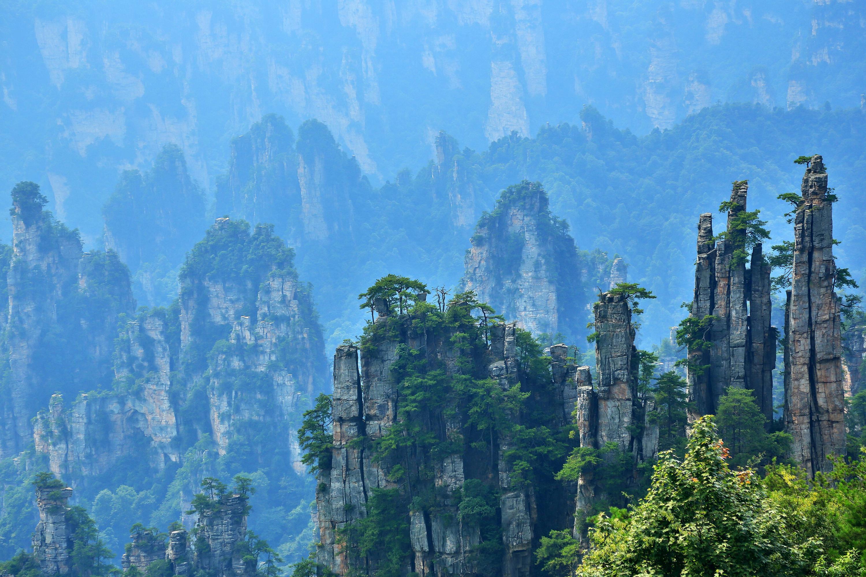 Bild zu Zhangjiajie