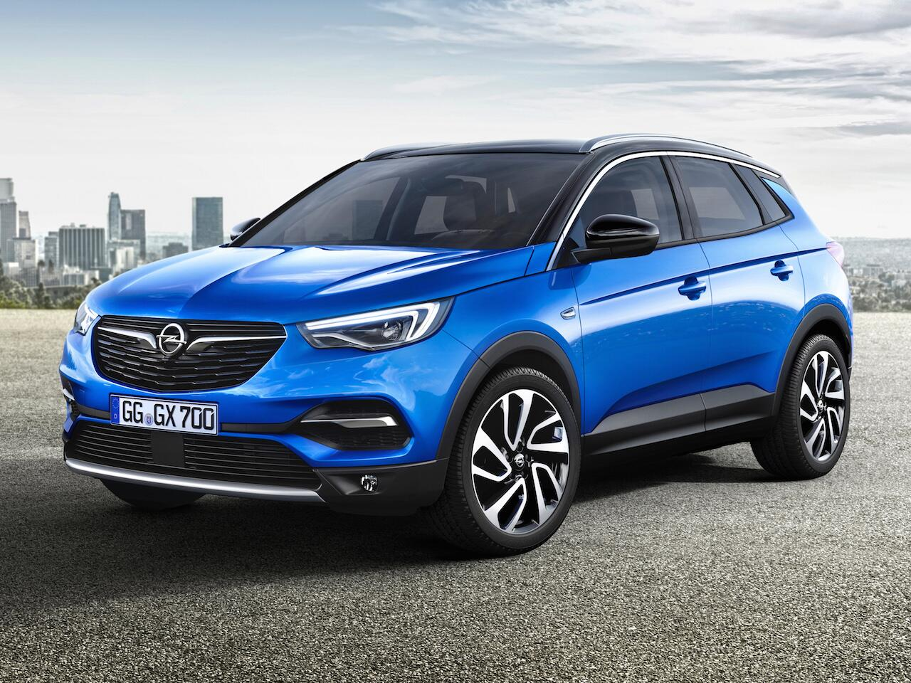 Bild zu Opel Grandland X