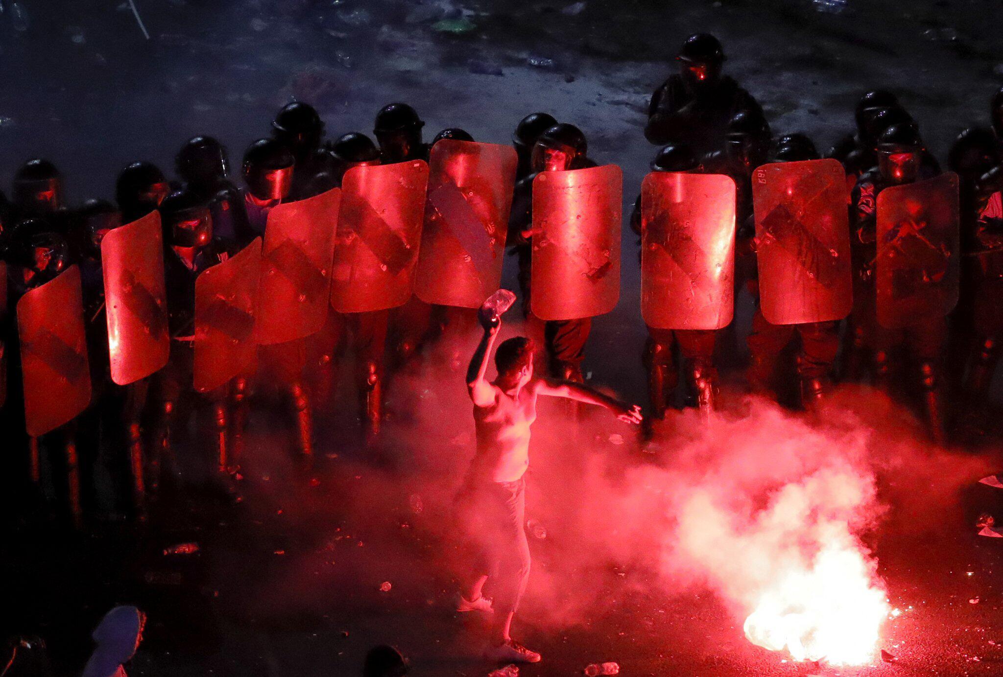 Bild zu Proteste in Rumänien