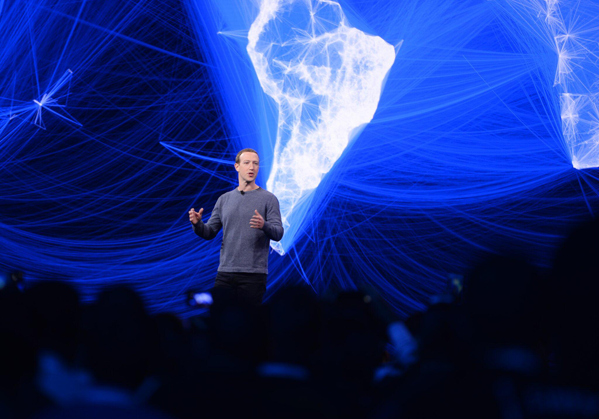 Bild zu Facebook Entwicklerkonferenz F8