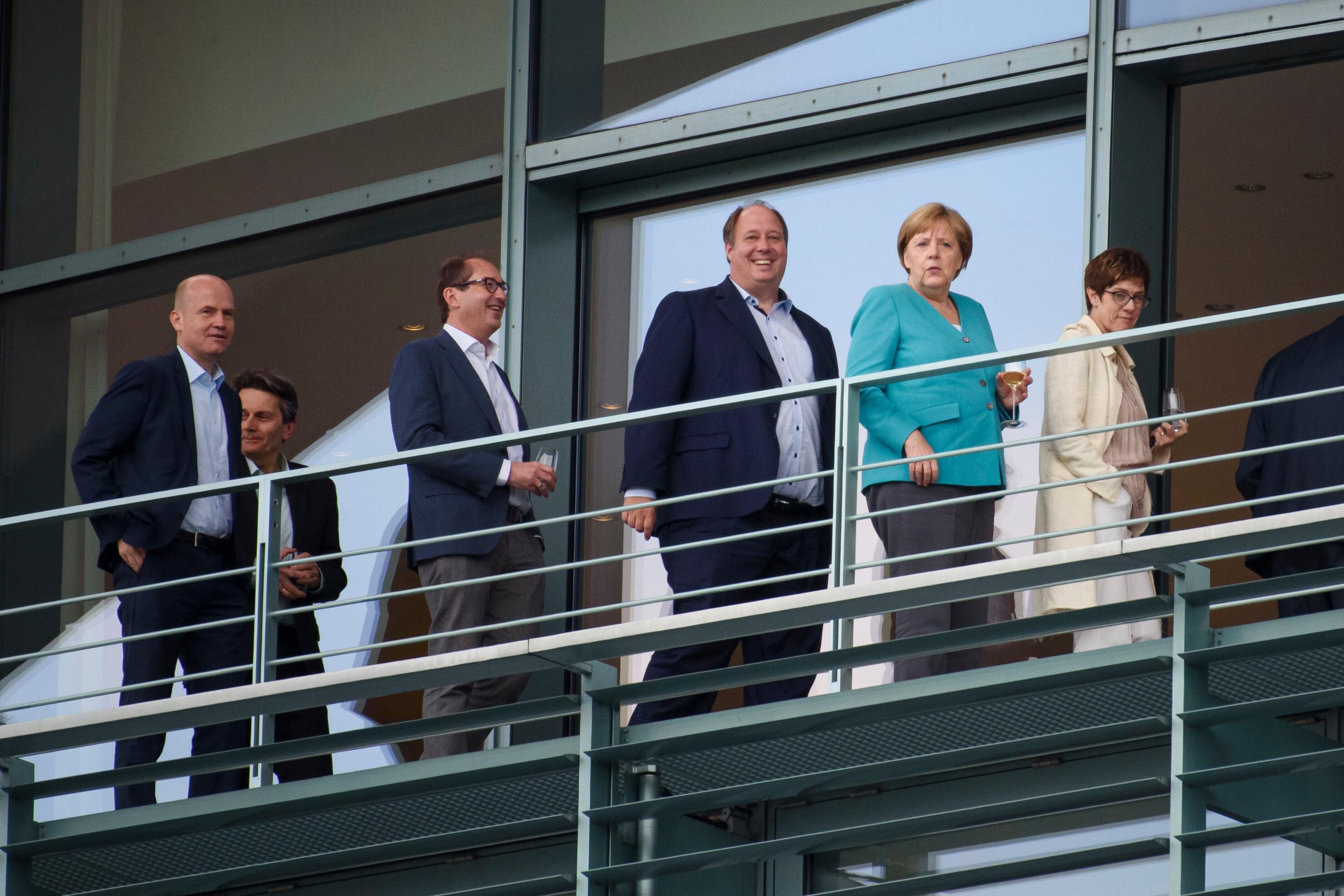 Bild zu Koalitionsausschuss