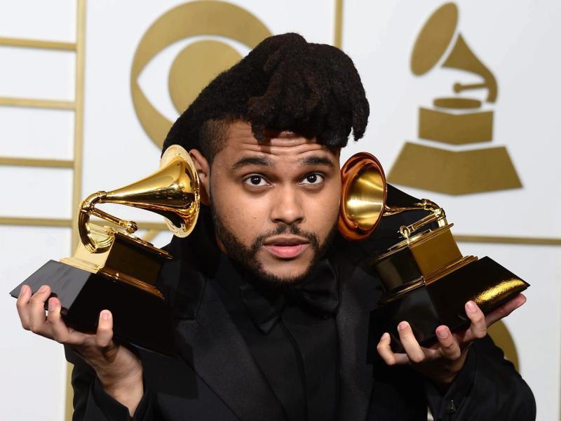 Bild zu Grammy Awards - The Weeknd