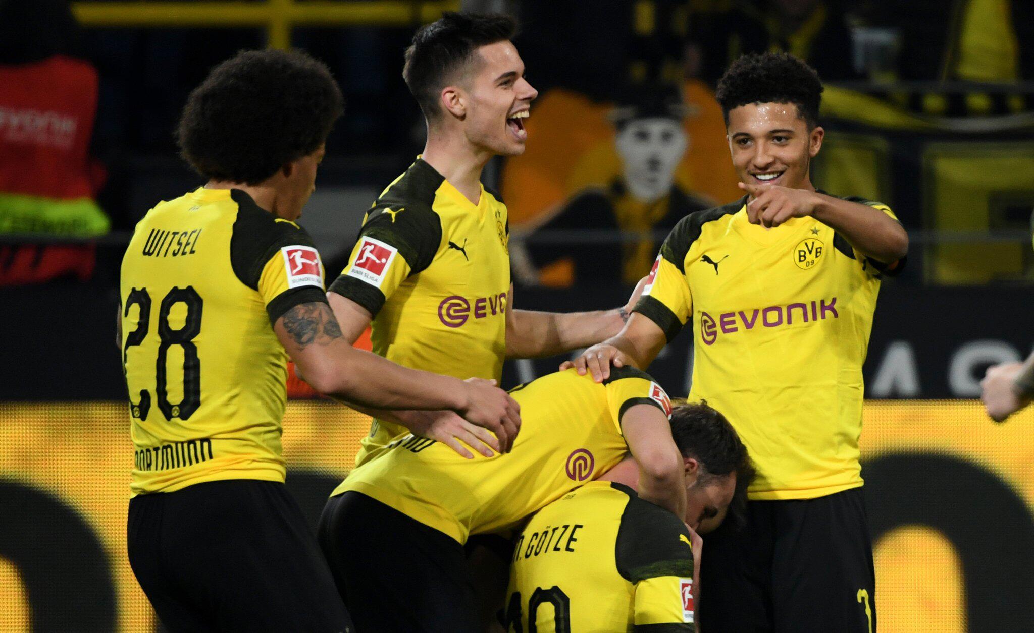 Bild zu Germany Bundesliga - Borussia Dortmund vs Bayer Leverkusen