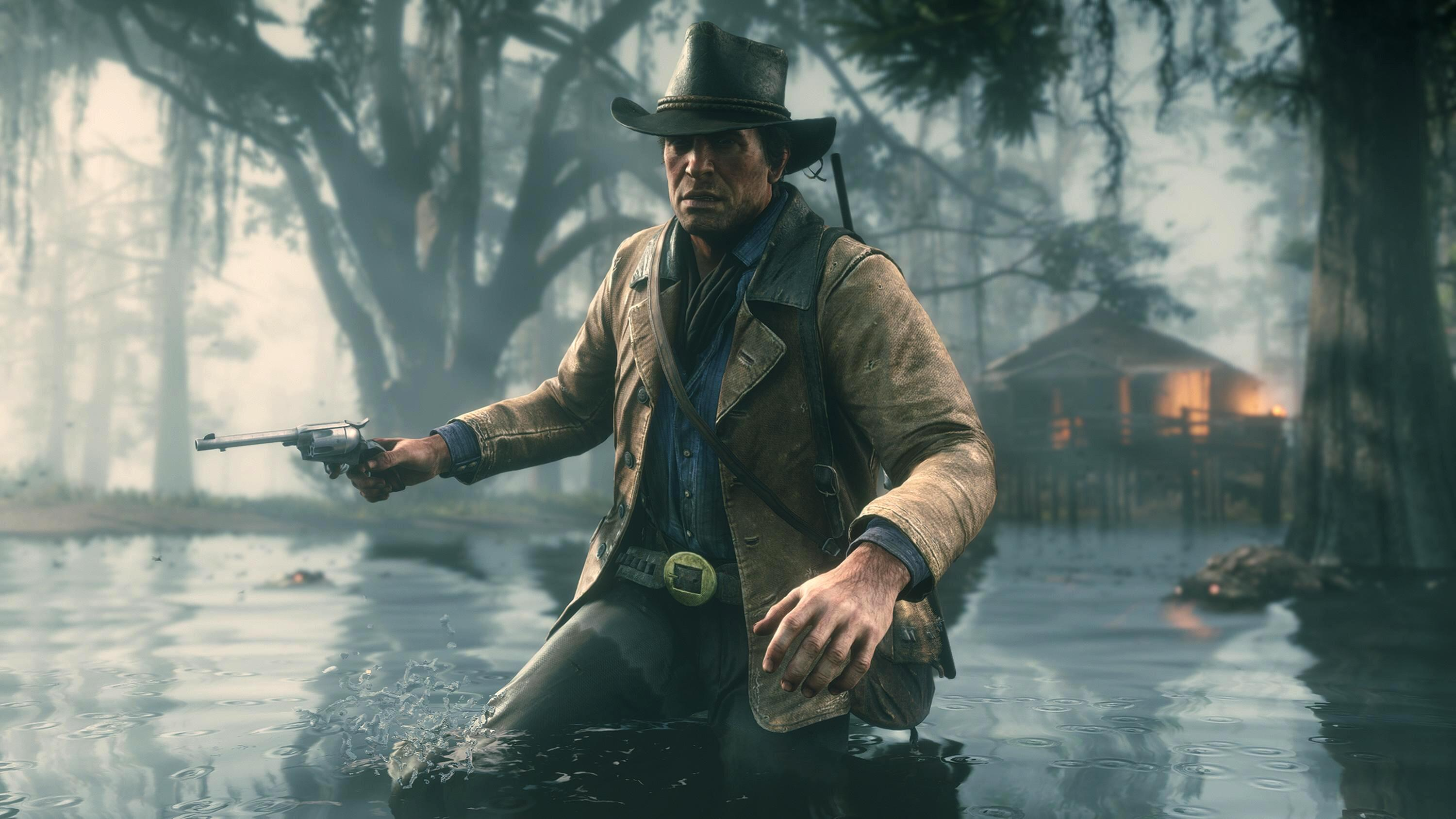 Bild zu Red Dead Redemption 2, RDR2, Rockstar Games, GTA, Cowboy, Wilder Westen, Western, PC, Xbox One, PS4