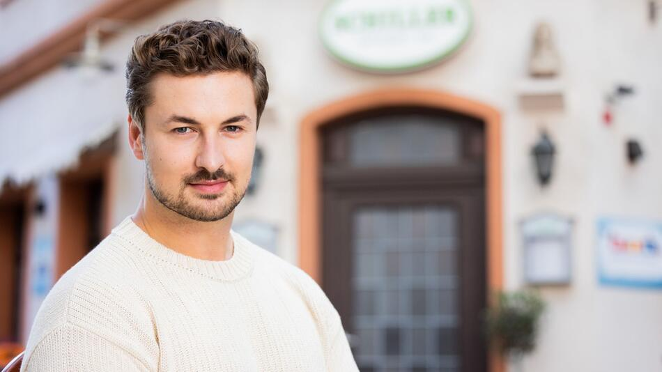 Schauspieler Nicolas Puschmann