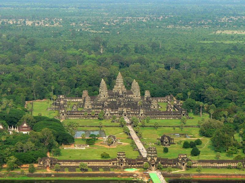 Bild zu Angkor Wat