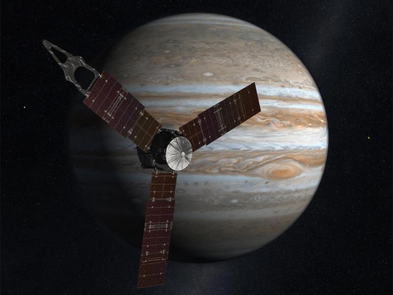 Bild zu Raumsonde «Juno»