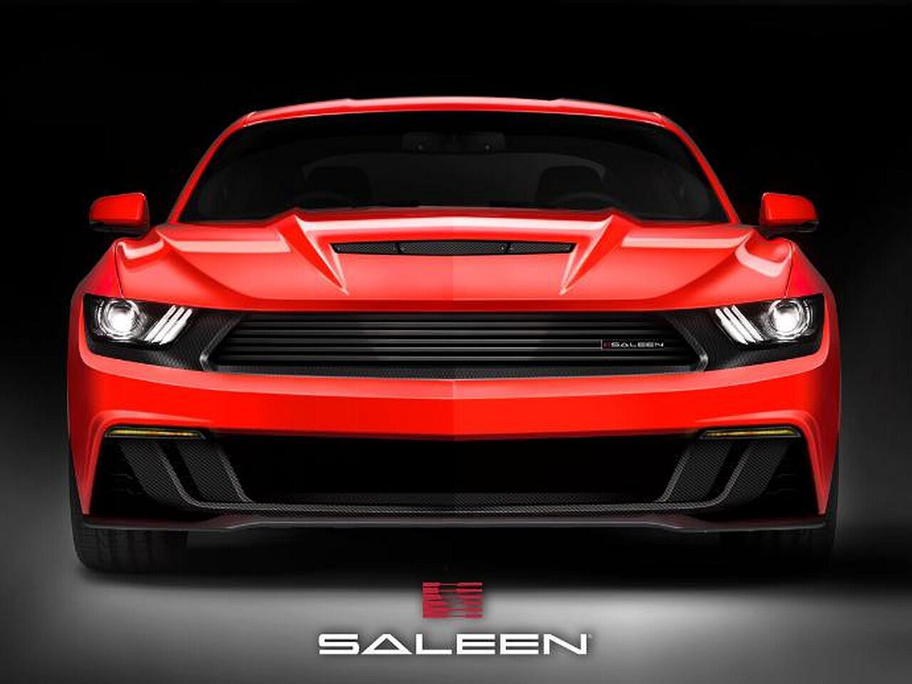 Bild zu Ford Mustang von Saleen