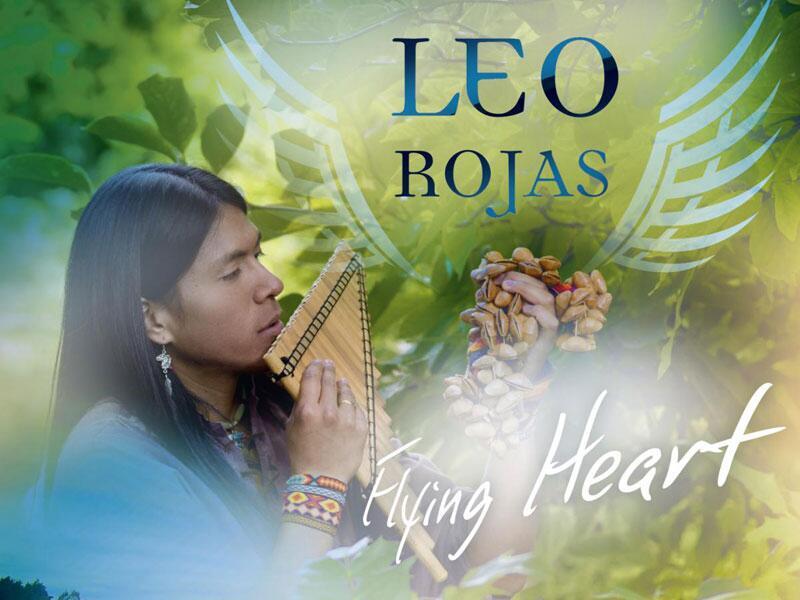 "Bild zu Leo Rojas - ""Flying Heart"""