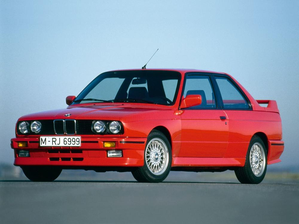 Bild zu BMW M3 (E30) Evolution II