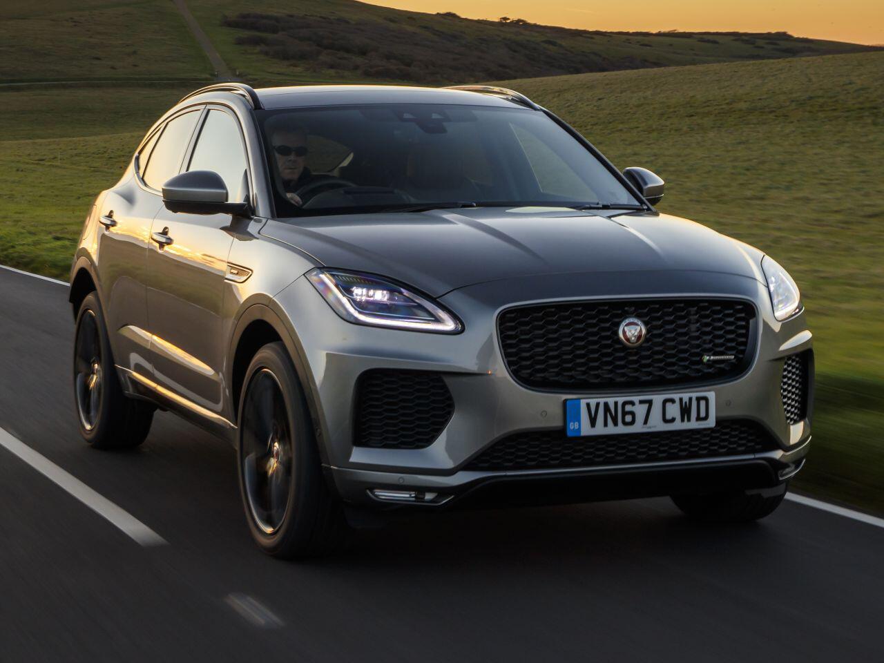 Bild zu Jaguar E-Pace