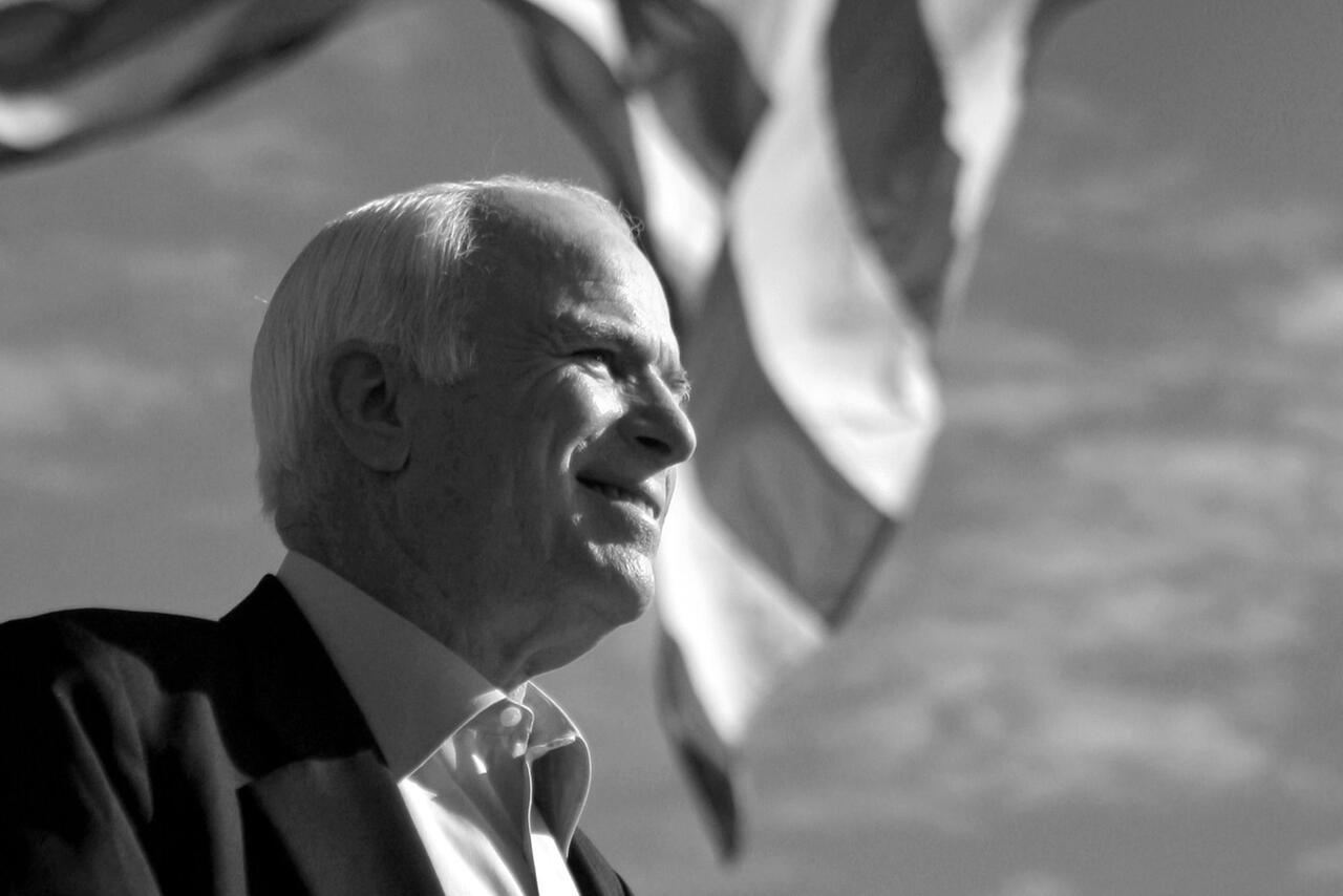 Bild zu John McCain