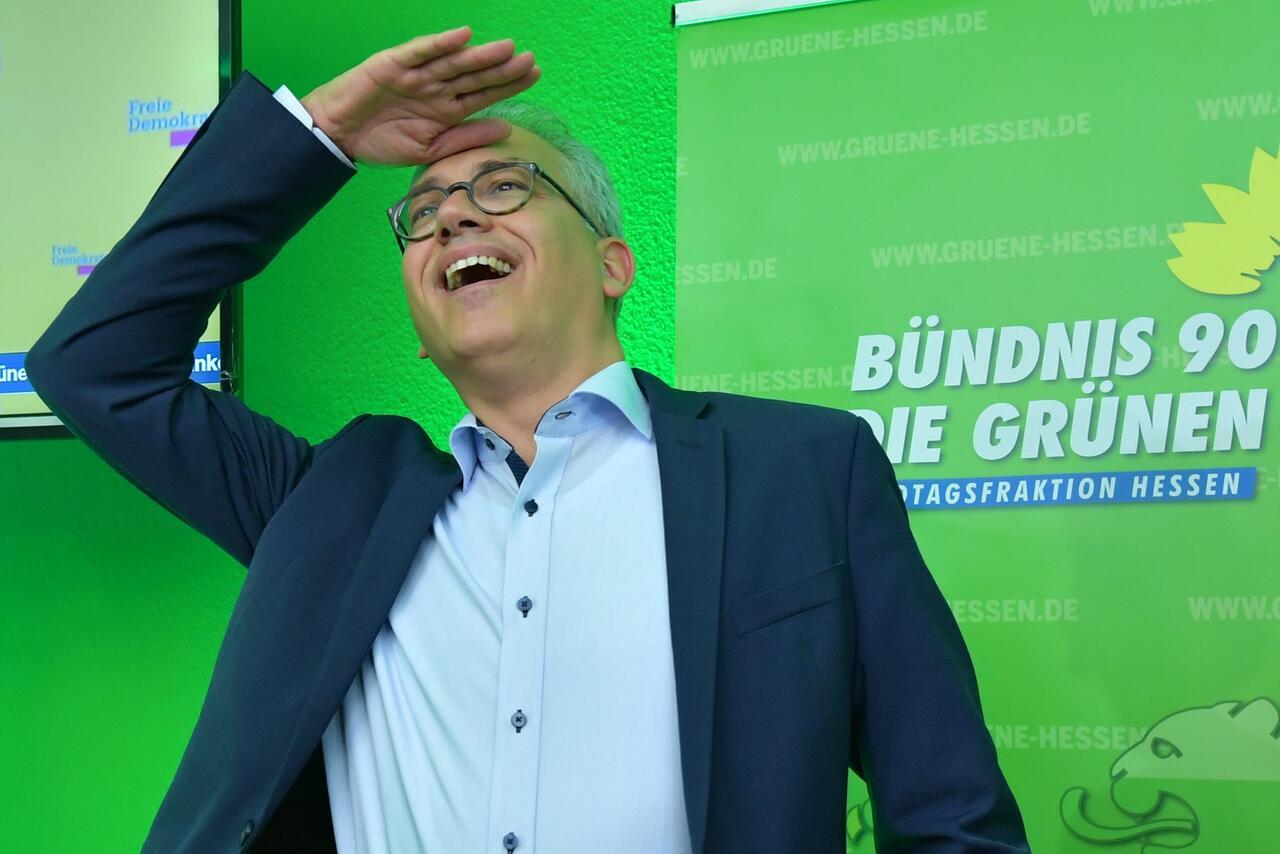Bild zu Landtagswahl Hessen - Grüne