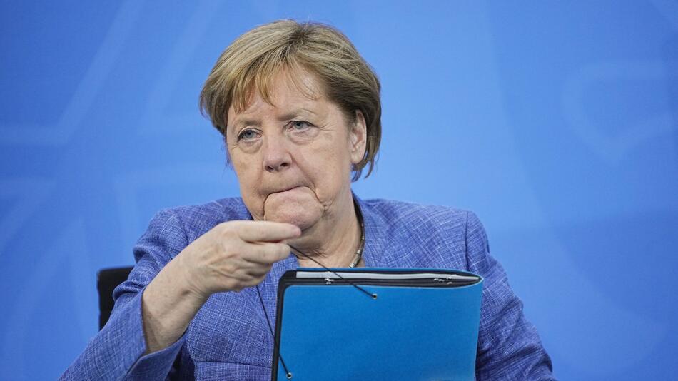 Ministerpräsidentenkonferenz, Angela Merkel