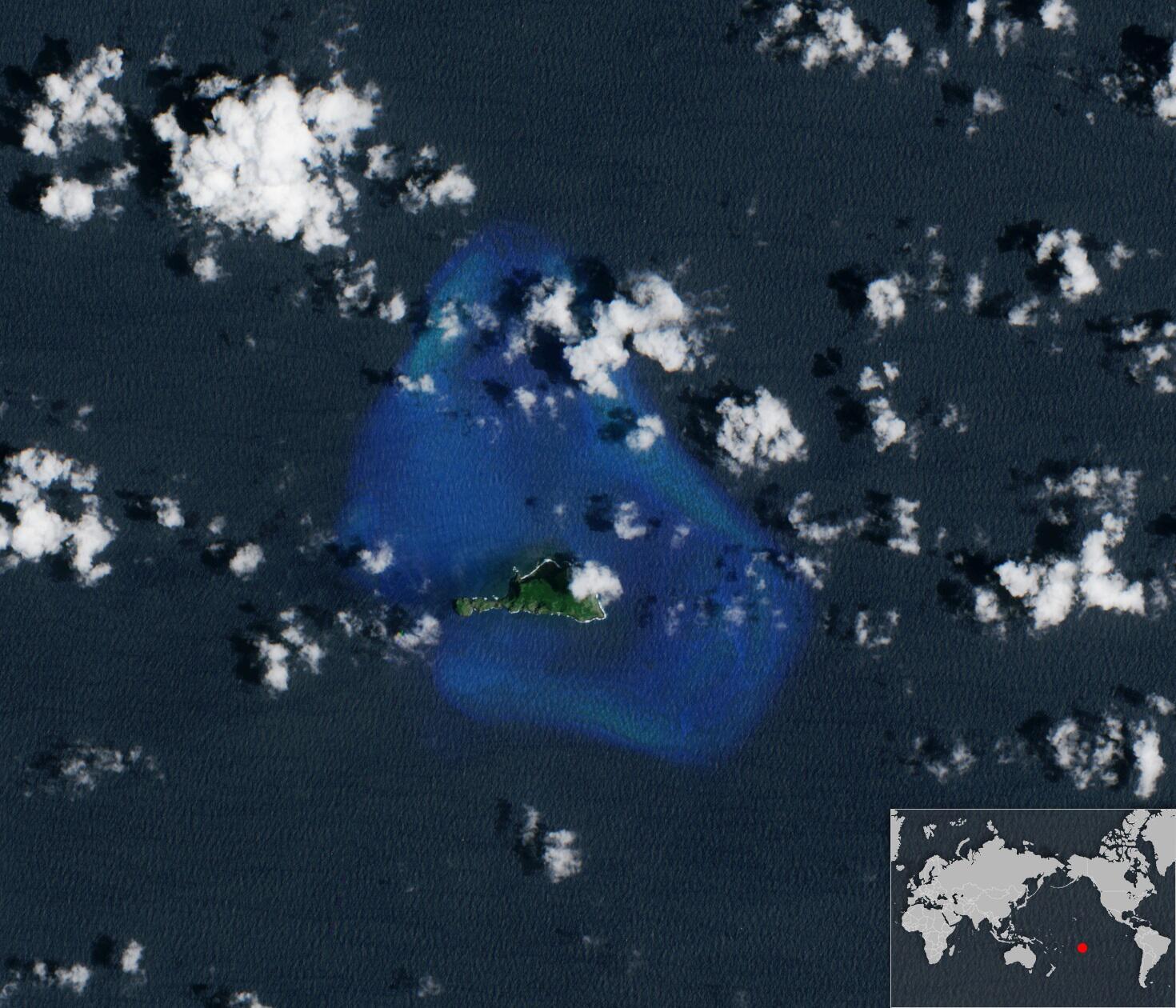 Bild zu Fatu Huku Pazifik El Nino