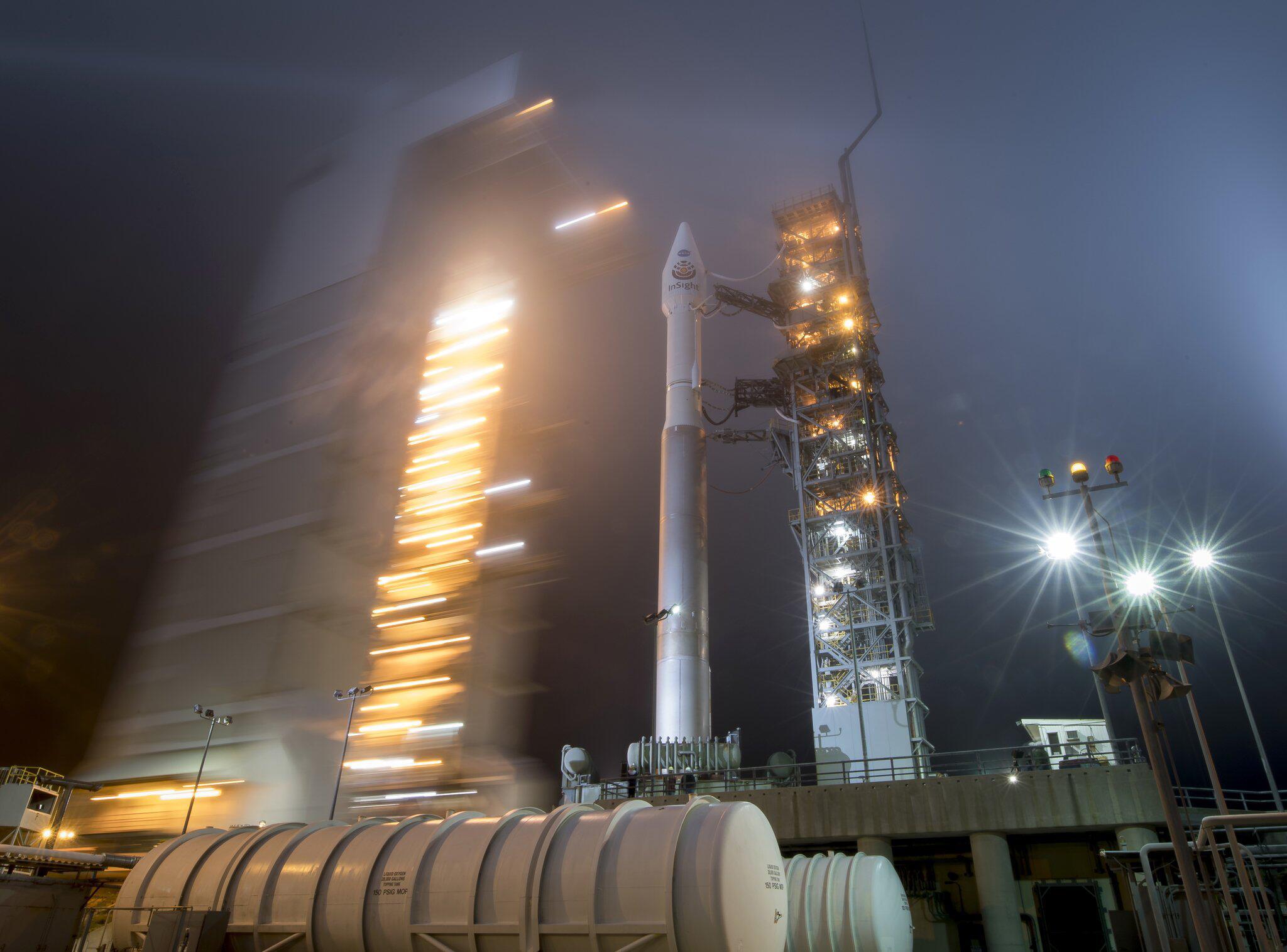 Bild zu Vor dem Start zum Mars