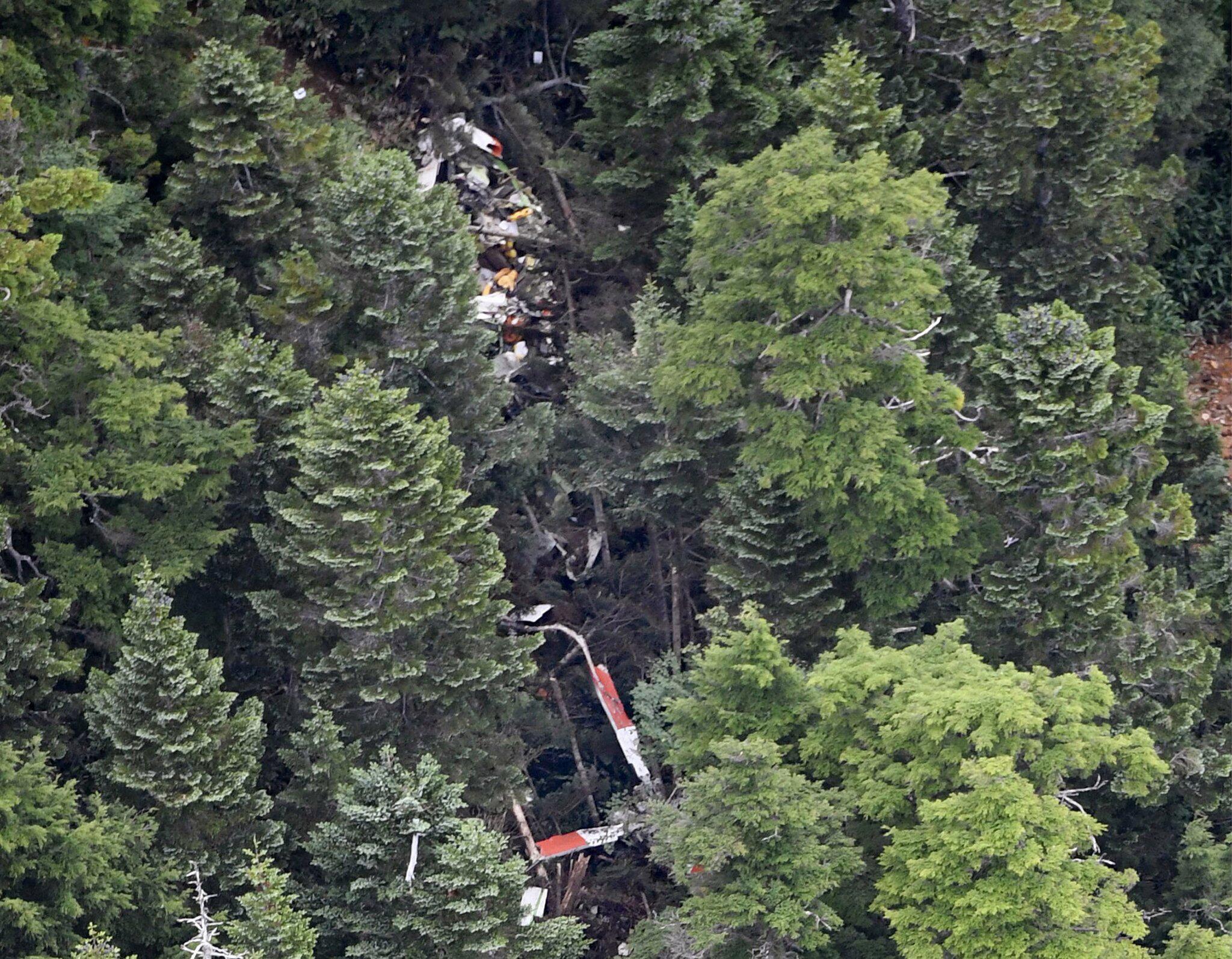 Bild zu Hubschrauberabsturz in Japan