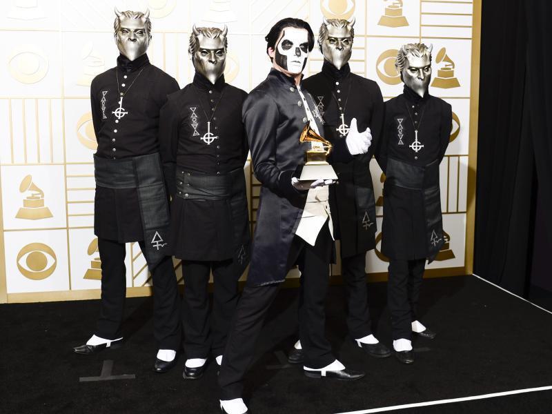 Bild zu Grammy Awards - Ghost