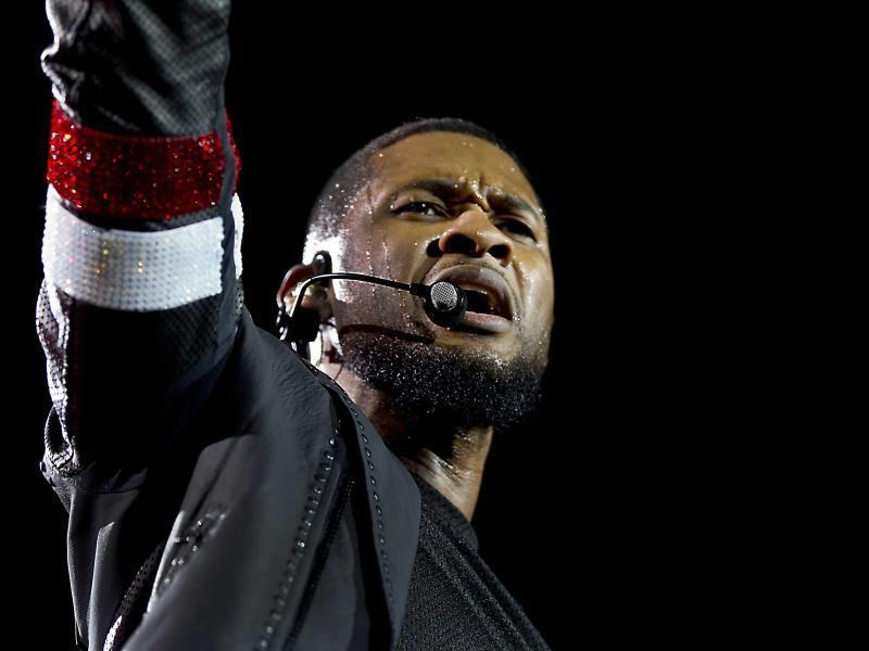 Bild zu Usher