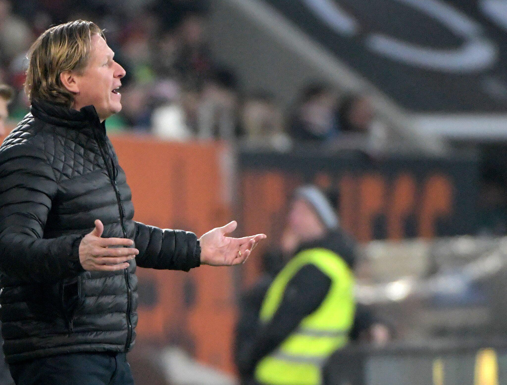 Bild zu FC Augsburg - Hamburger SV