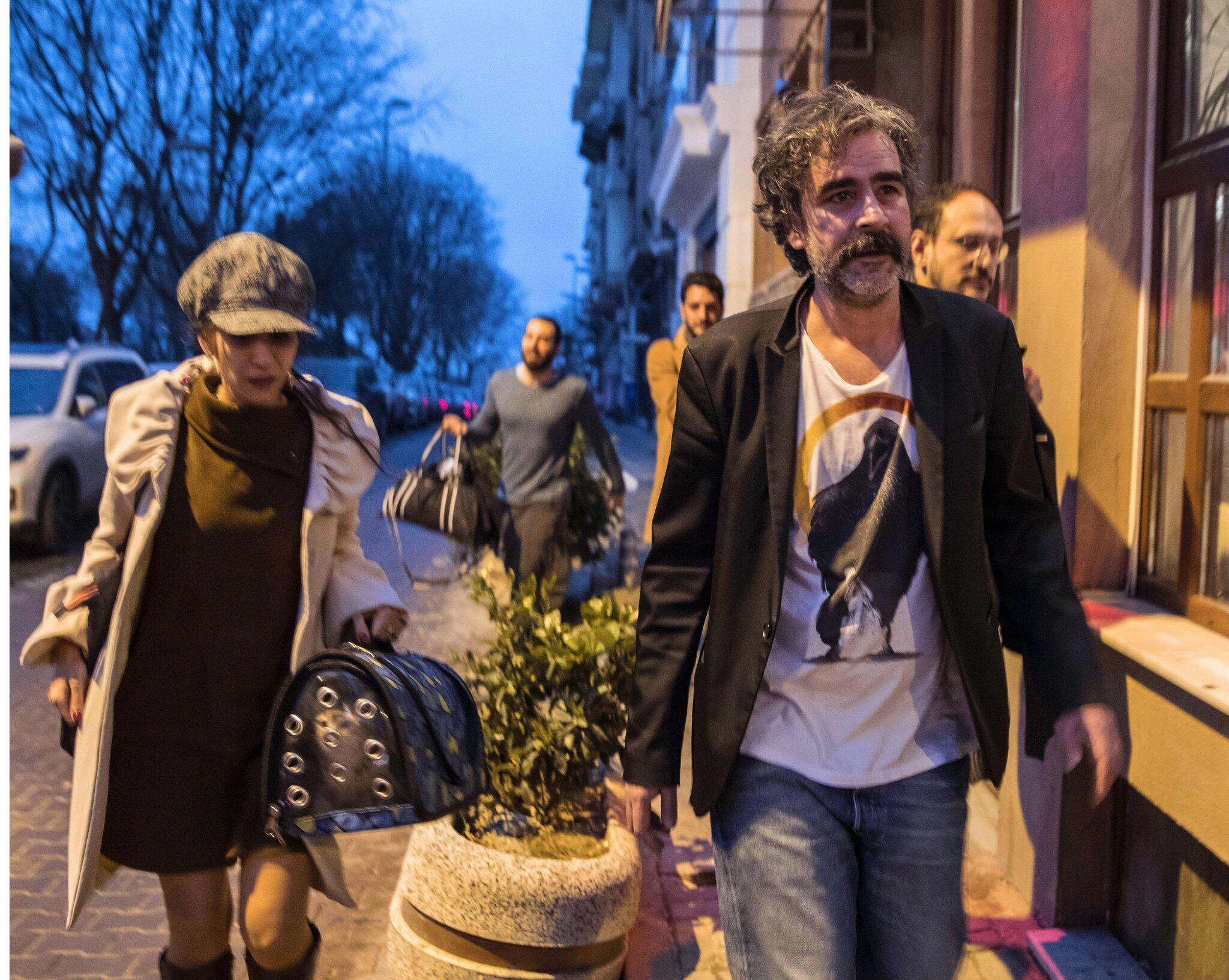 Bild zu Inhaftierter Journalist Yücel kommt frei