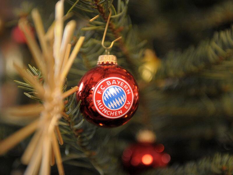 Bild zu Bayern-Christbaumkugel
