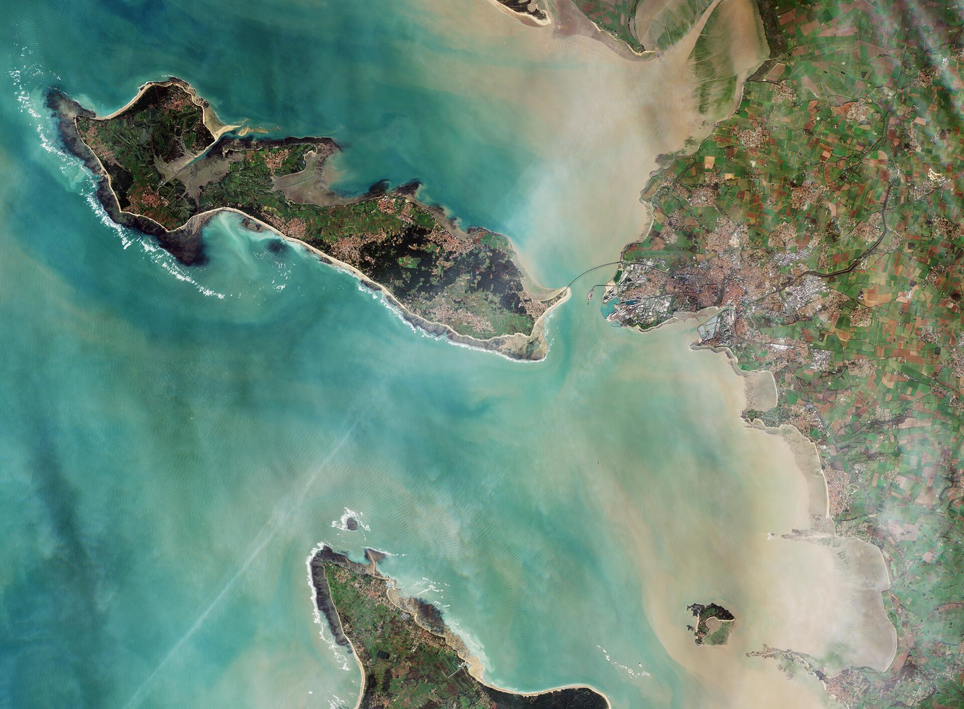 Bild zu Frankreich La Rochelle Muscheln Insel