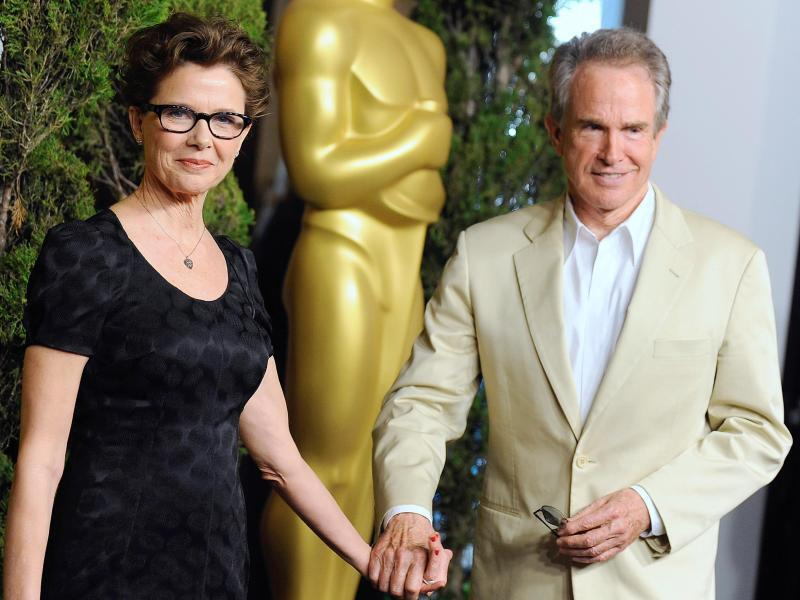 Bild zu Warren Beatty und Annette Bening