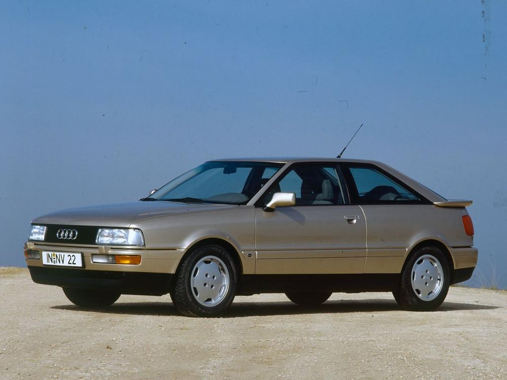 Bild zu Audi Coupé (B3)
