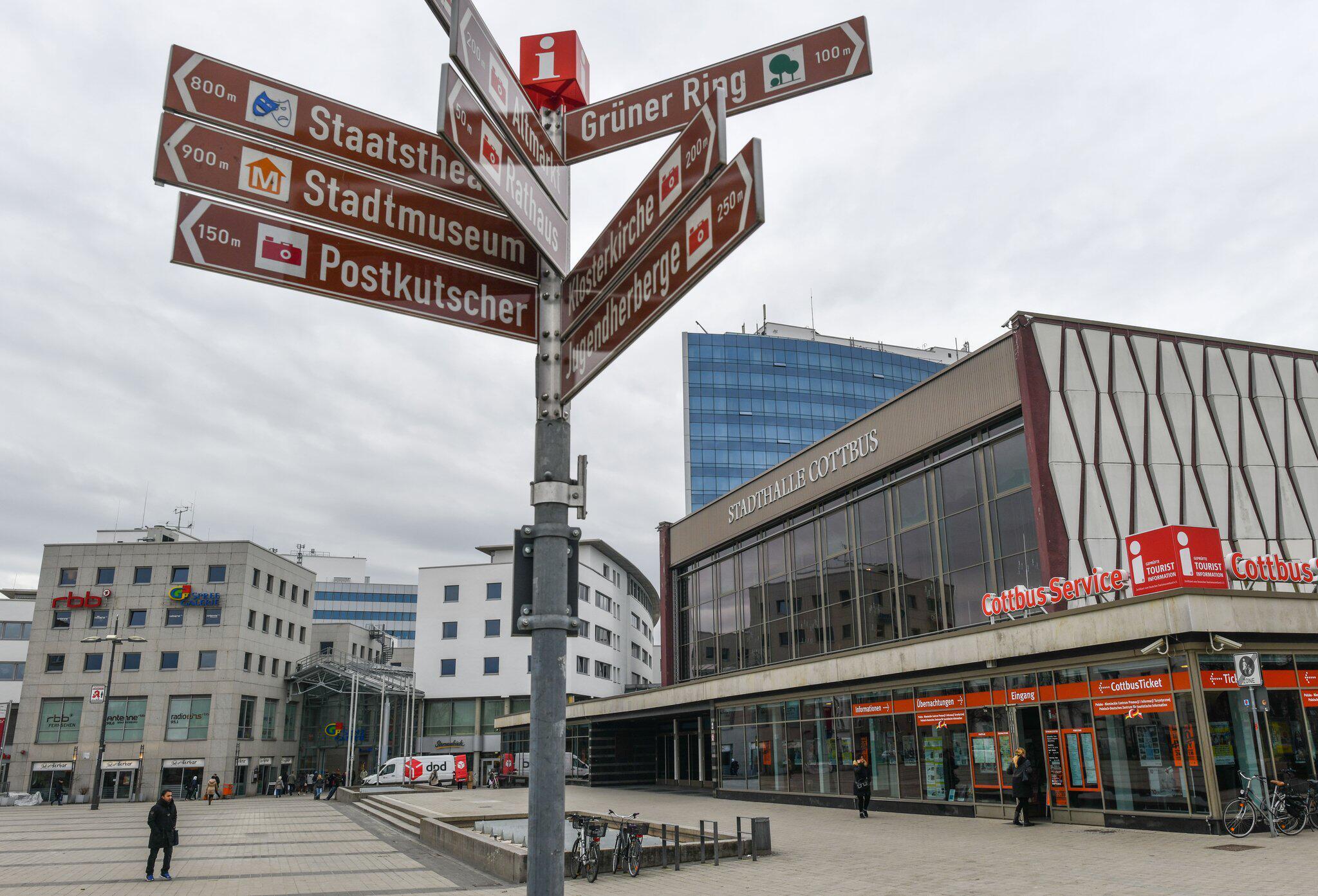 Bild zu Cottbus
