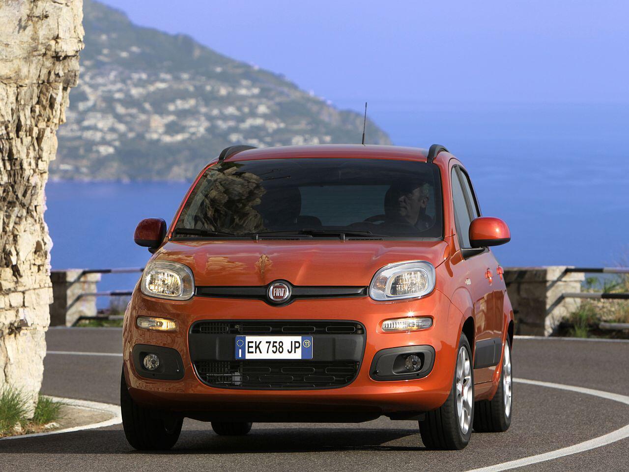 Bild zu Platz 6: Fiat Panda