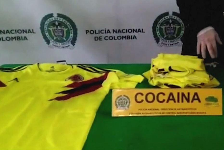 Bild zu Kokain im Trikot