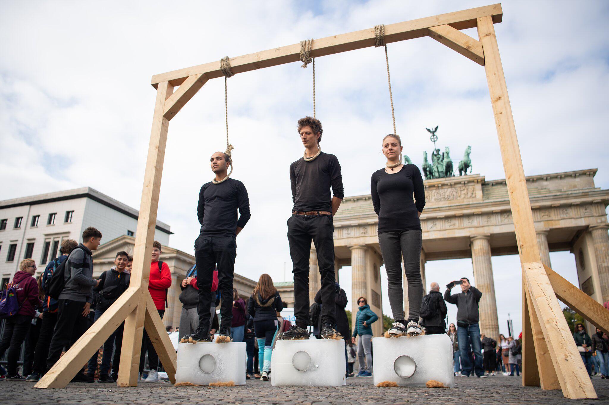 Bild zu Globaler Klimastreik - Berlin