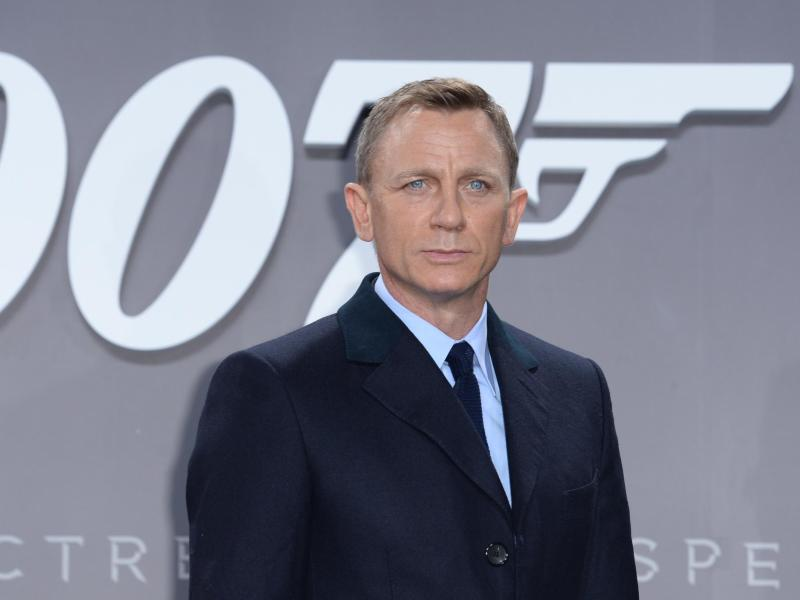 Bild zu James Bond - Daniel Craig