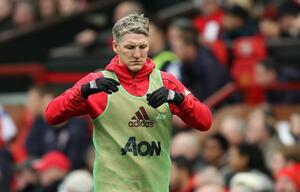 Bastian Schweinsteiger, Schweini, Manchester United