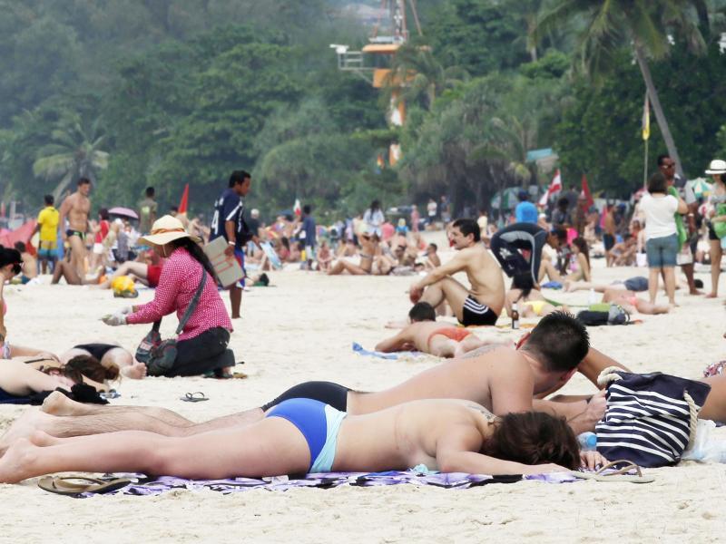 Bild zu Patong Beach auf Phuket