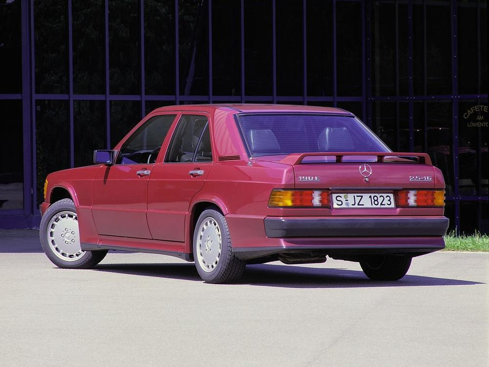 Bild zu Mercedes-Benz 190 E 2.5-16