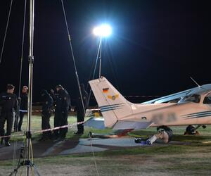 Fatal aircraft accident on the Wasserkuppe