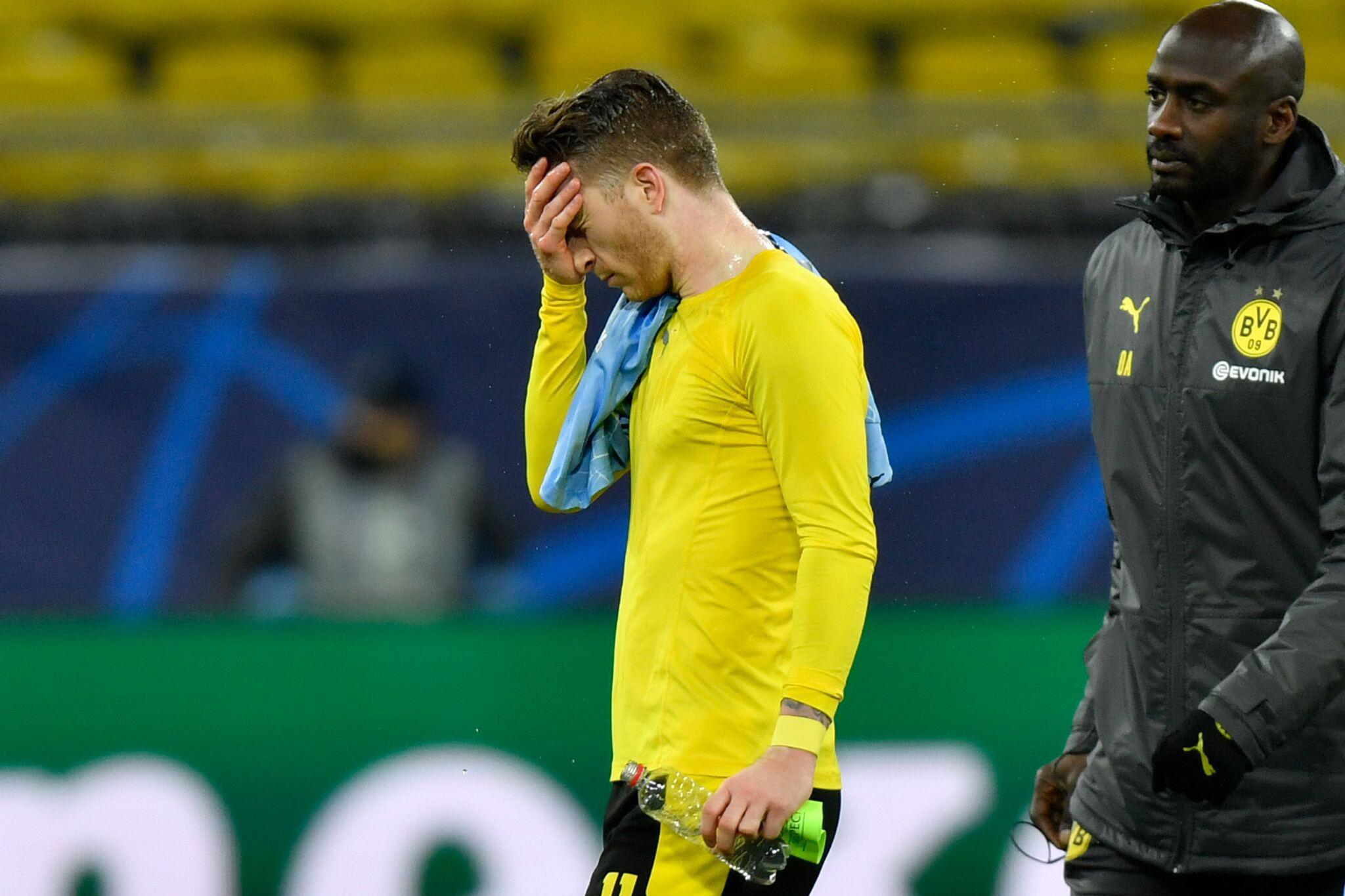 Bild zu Borussia Dortmund - Manchester City
