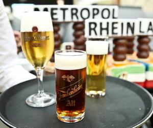 Metropolitan area Rhineland